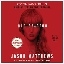 Red Sparrow por Jason Matthews