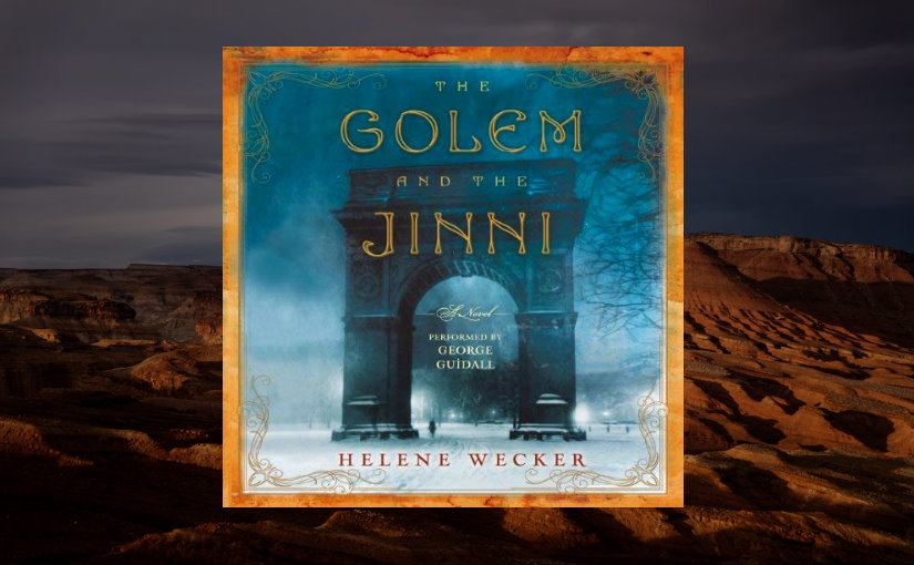 The Golem and theJinni